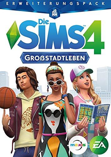Wertung Die Sims 4: Großstadtleben