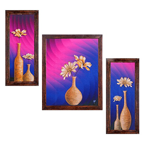 Ray Decors Framed Reprint Modern Wall Art Paintings-SET504
