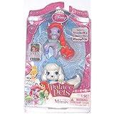Disney Princess Palace Pets Mini Pets Ariels's Seashell And Cinderella's Pumpkin 2-Pack
