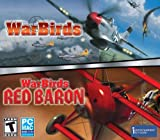Warbirds and Warbirds Red Baron 2 Pack JC