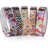 DDup Replacement Band With Metal Clasps For Fitbit Flex / Wireless Activity Bracelet Sport Wristband / Fitbit...