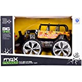 Planet Of Toys Full Function Rc Big Wheel Cross Country Car