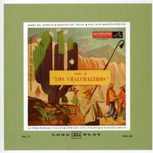 Exitos 2 Los Chalchaleros Audio CD
