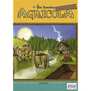 Click to buy Agricola: Farmers of the Moor from Amazon!