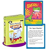 Auditory Memory For Dinosaurs & More Fun Deck Cards - Super Duper Educational Learning Toy For Kids