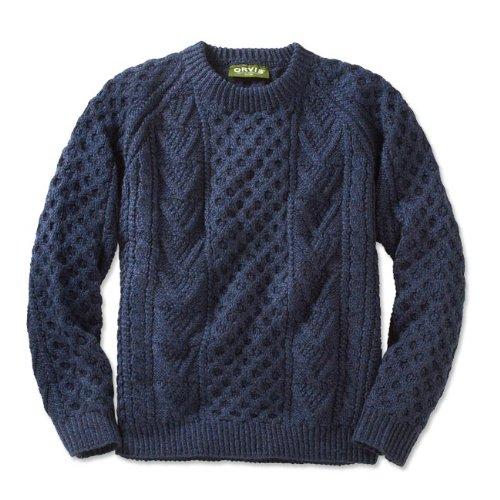 Types of Irish Sweaters