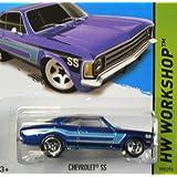 Mattel Hot Wheels Hw Workshop 199/250 Chevrolet Ss