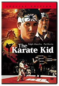 """Cover of """"The Karate Kid (Special Edition..."""