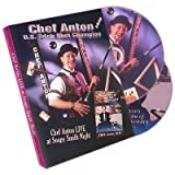Chef Anton Live at Soapy Smith Night (2 Disc Set) - DVD by Tricks Of The Trade Inc.