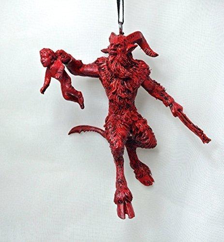 Krampus Ornament, V3