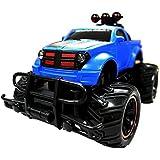 Odd Even Radio Control Extreme Rock Crawler Monster Truck - Blue