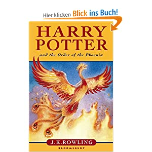 Harry Potter and the Order of the Phoenix (Book 5): Amazon