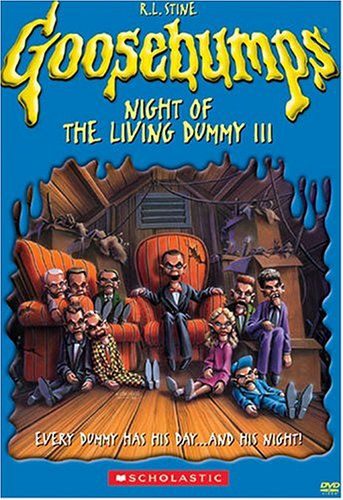 goosebumps the werewolf in the living room goosebumps of the living dummy iii 27231