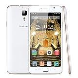 Blackview Alife P1 Pro - Smartphone Libre 4G LTE (Android 5.1, Quad-Core, Huellas Dactilar, 5.5'' HD IPS Pantalla, Cámara 13MP, Dual SIM, GPS) (Blanco)