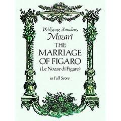 Mozart: The Marriage of Figaro: (Le Nozze Di Figaro) in Full ScoreのAmazonの商品頁を開く