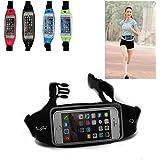 Running Belt Waist Pack, OmeGod Running & Fitness Sweat-Proof Reflective Fanny Pack For Running, Walking Dogs,...