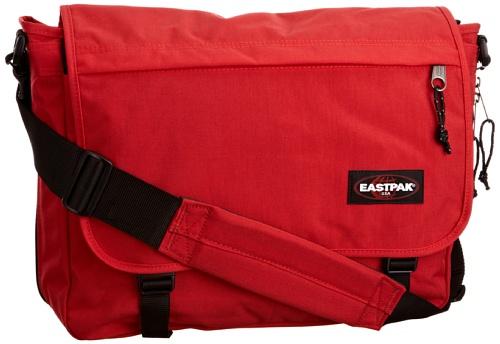 Eastpak Sac Bandoulière Delegate, 38 cm, 20 L, Rouge (Chuppachop Rouge)