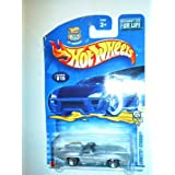 2003 First Editions #3 Corvette Stingray 5 Spoke Wheels Highway 35 Card #2003 15 Collectible Collector Car Mattel...