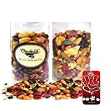 Chocholik's Cocktail Party Dry Fruits Mix 500gm X 2 With 3d Mobile Cover For IPhone 6 - Gifts For Diwali