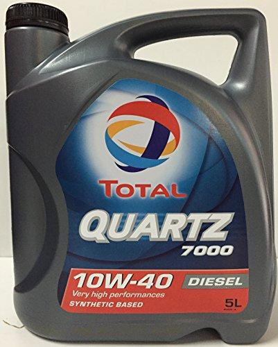 Total Quartz 7000 Diesel 10W40 (5L)