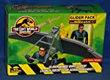 Jurassic Park The Lost World Glider Pack with Ian Malcolm