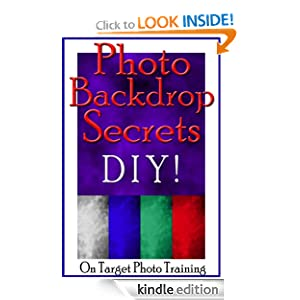 Photo Backdrop Secrets
