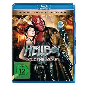 Hellboy II: Die goldene Armee (2-Disc Special Edition) [Blu-ray] für 10,97 € (keine Versandkosten)