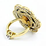 Biaoge Ring Holder For All SmartPhone, New Metal Ant Bunker Ring Stand Holder With Diamonds Luxury Diamond Ring... - B00U8MXMG4