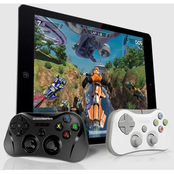 control ipad with iphone steelseries stratus wireless gaming controller for iphone 13863
