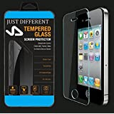 Jd Sales Tempered Glass Front And Back Screen Guard For Apple IPhone 6
