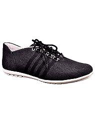 Aureno Men's Synthetic Sneakers - B011BGOUGQ
