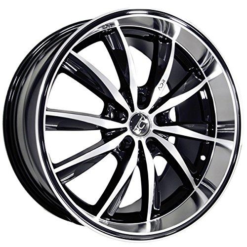 ADR Inspire 19X10 5X110 +35mm Gloss Black Wheel Rim