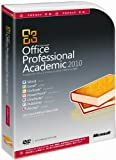 Microsoft Office Professional Academic 2010