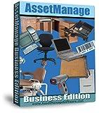 AssetManage Standard Business Asset Tracking Software