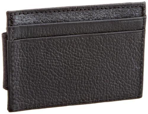 Dickies Men's Card Case Wallet, Black, One Size