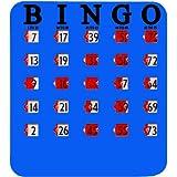Blue Bingo Shutter Card