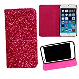 DooDa PU Leather Flip Case Cover For Gionee Elife E6 (Pink)