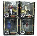 Banpresto / Lupin Lupin III gangs set all four figure set (japan import) by Banpresto