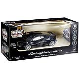 Mitashi Dash  1:16 Rechargeable R/C Lamborghini Huracan LP610-4, Black