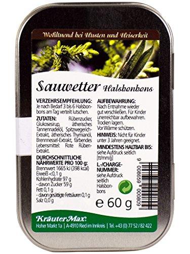 Kräuter Halsbonbons (60 g)