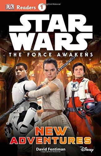 DK Readers L1: Star Wars: The Force Awakens: New Adventures