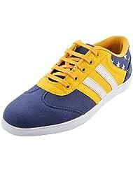 MARCBEAU Men's Synthetic Sneakers - B0129RIM60
