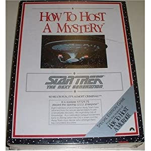 Click to buy Star Trek Murder Mystery from Amazon!