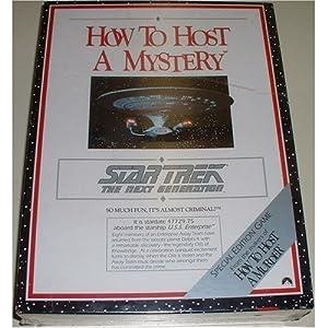 Click to buy Star Trek Murder Mystery from Amazon!