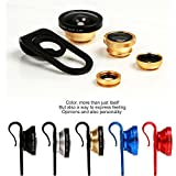 HD Mobile Phones Camera Lens Generic 2 In 1 Macro Lens + Super Wide Angle Lens + CPL Lens Camera Lens Kit Universal... - B01EA5DIHM