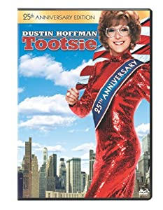 """Cover of """"Tootsie - 25th Anniversary Edit..."""