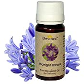 Devinez Midnight Dream, Tea Tree Essential Oil For Electric Diffusers/ Tealight Diffusers/ Reed Diffusers, 15ml...