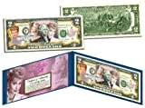 LUCILLE BALL * I Love Lucy - 100th Birthday * Legal Tender US $2 Bill *LICENSED