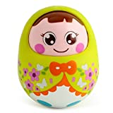 Berry President® Roly-poly Toy Tumbler Baby Toy White-collar Desktop Furnishing Articles