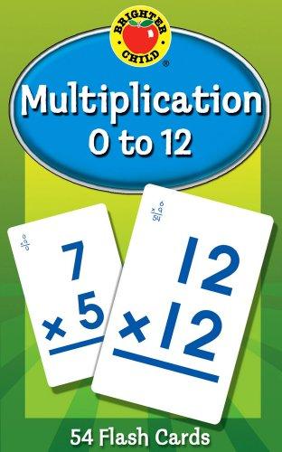 The 10 best math flash cards 3rd grade multiplication